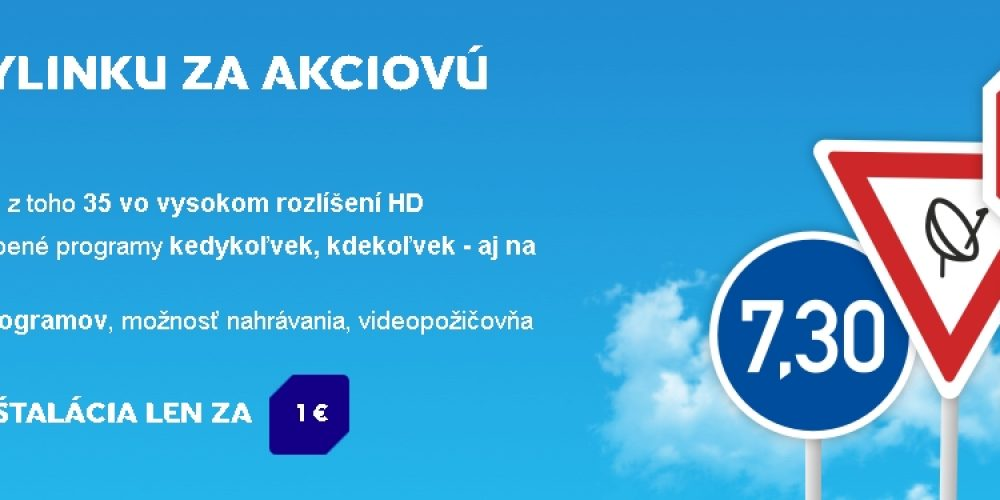 Prejdite k Skylinku za 1€